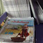 Dollhouse Miniature Magazines - Get Some Inspiration