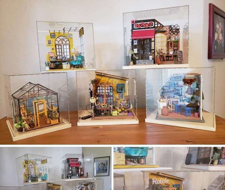robotime miniature
