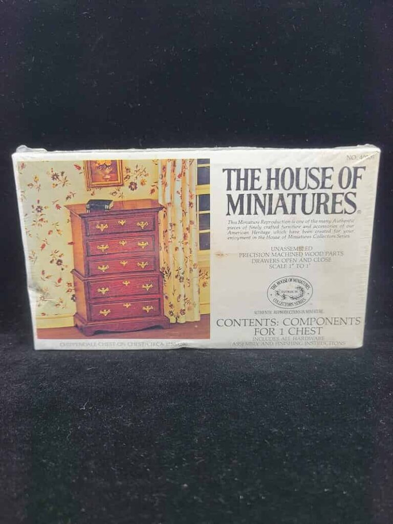 The House of miniatures Etsy store 4 pic 2