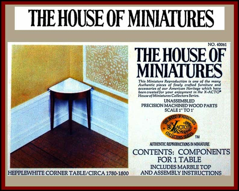 The house of miniatures On Etsy shop 5 pic 2