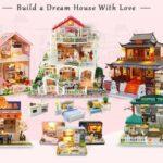 Miniature Kits - From Hongda And From Hoomeda