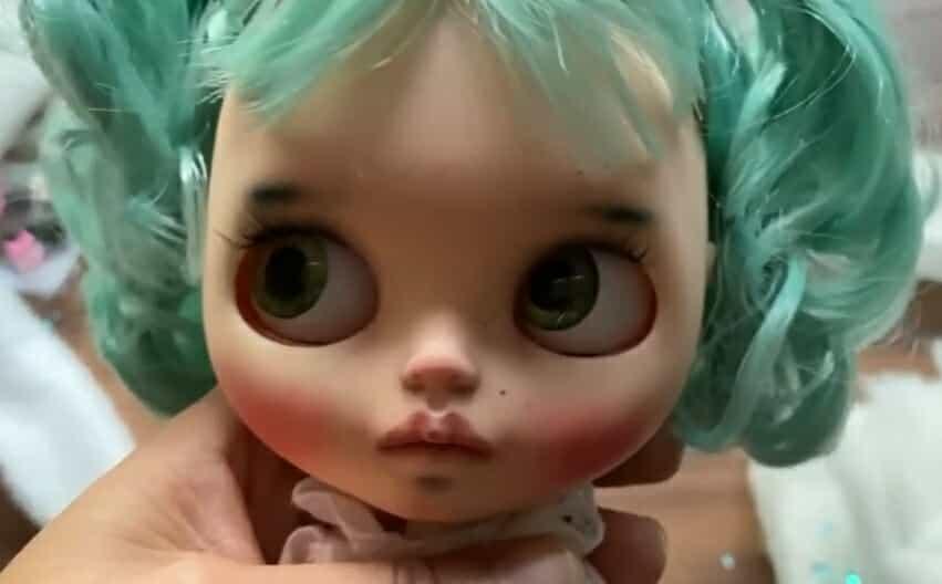 blythe doll eyes