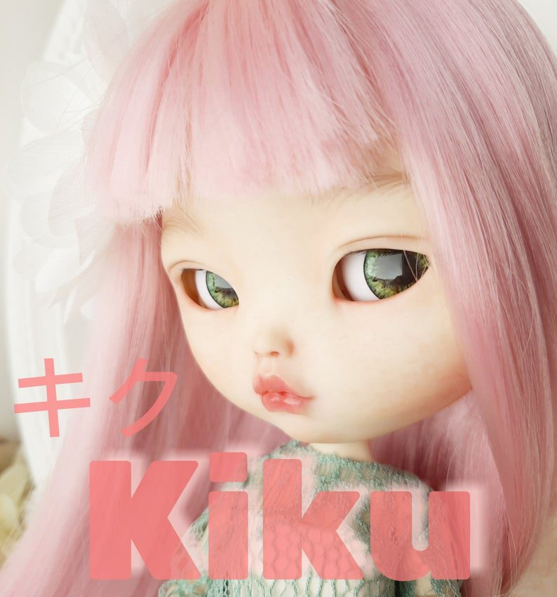 Customized original Blythe dolls