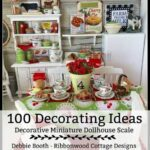 The Best Miniature Dollhouse Decorating Ideas - 5 Book Reviews.