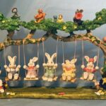 Looking For Easter Decorations? - Why Not Use Miniatures