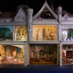 The Most Famous/Expensive/Vintage Dollhouses In The World - Top 13