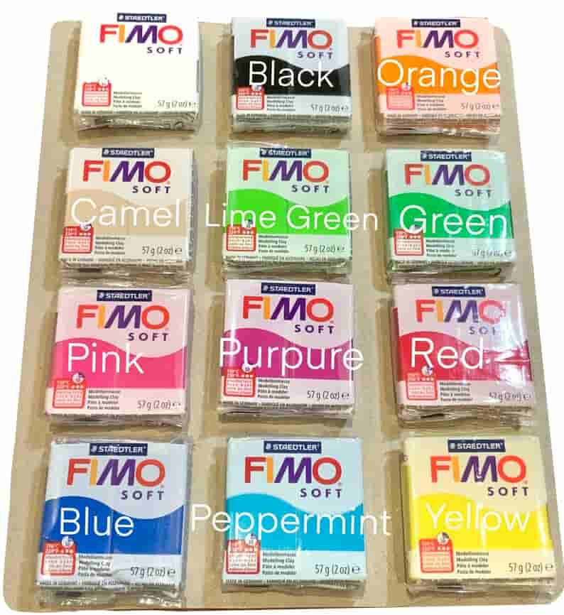 what is Fimo clay