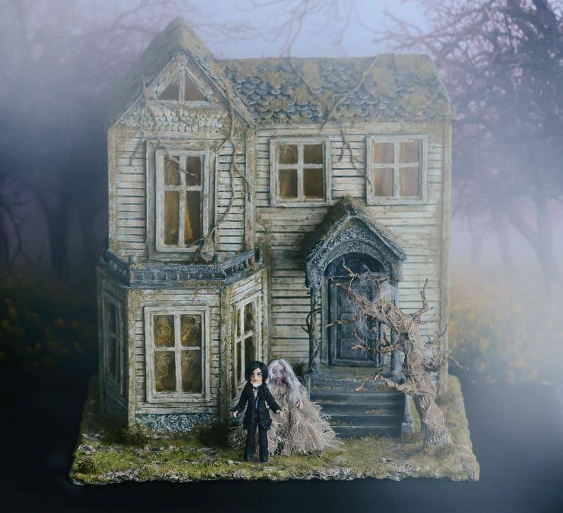 ghost dollhouse