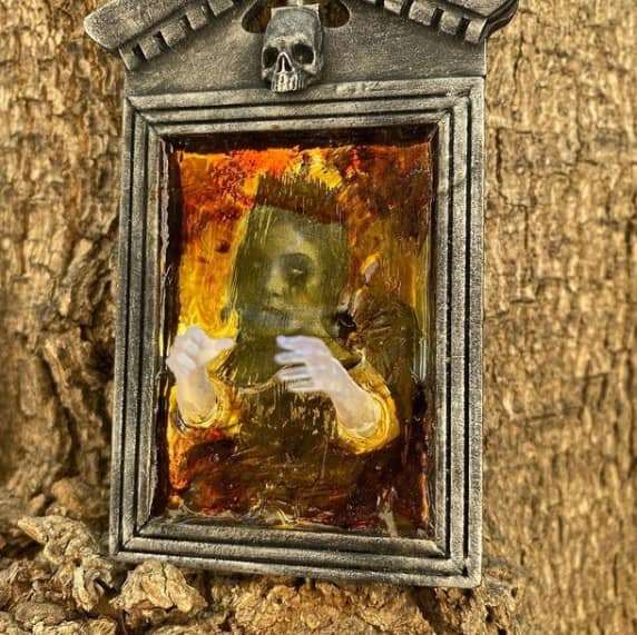 gothic miniatures shop etsy 3