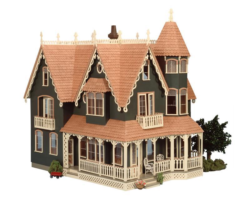 greenleaf dollhouse kits big