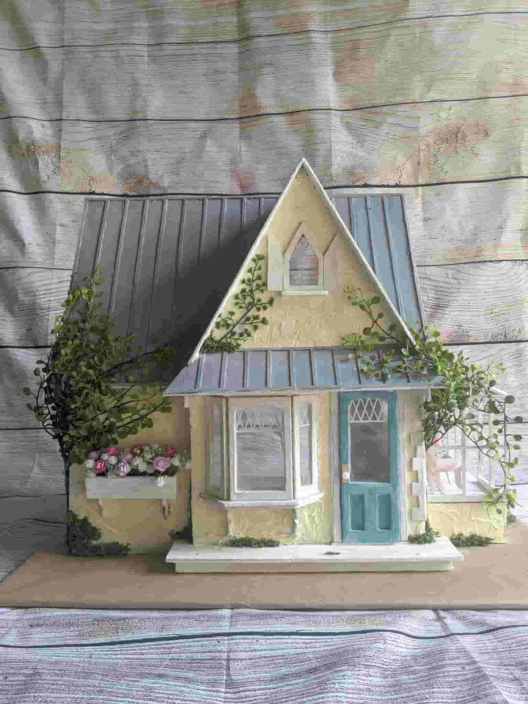 greenleaf dollhouse kit