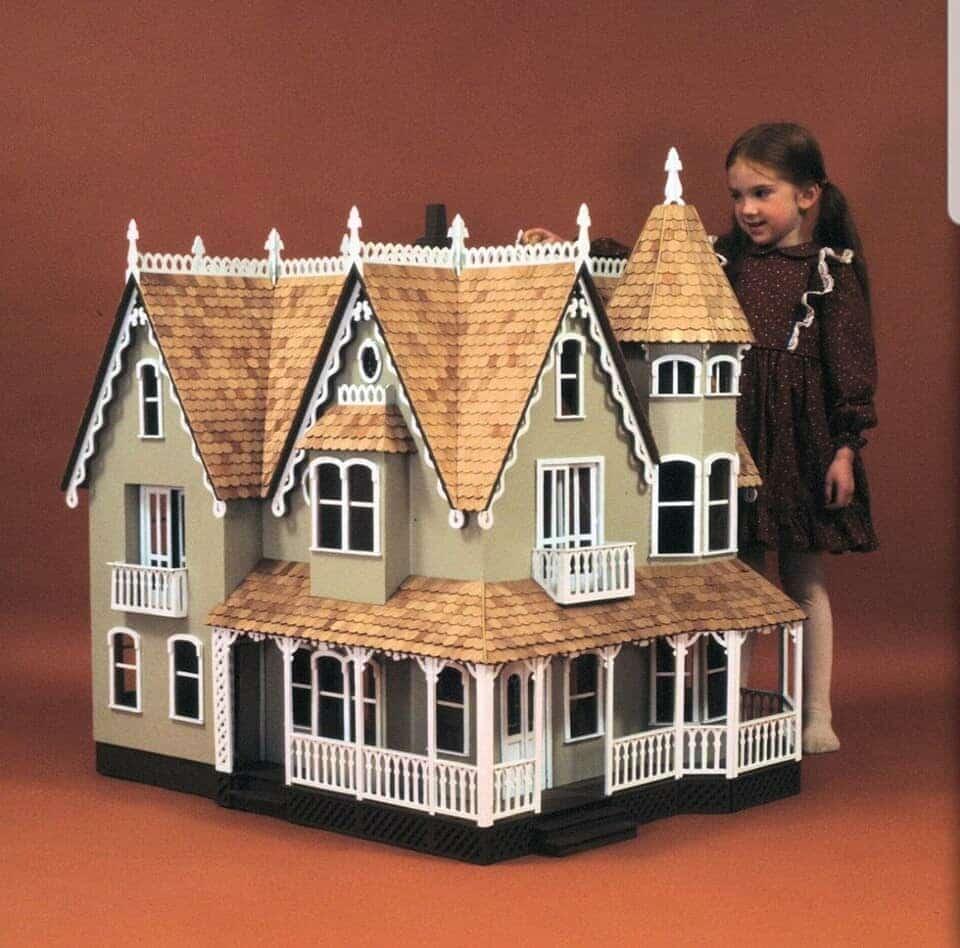 greanleef big dollhouse kit