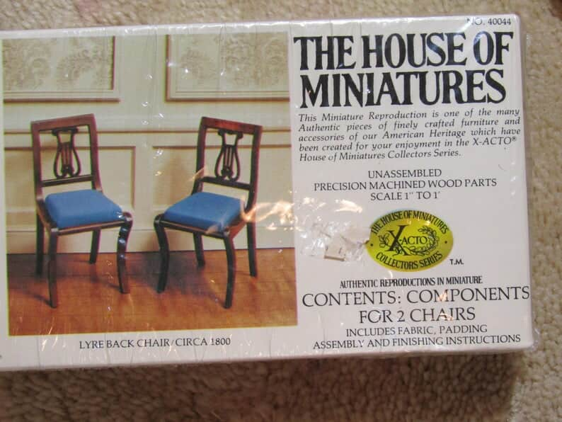 The house of miniatures Etsy shop 1 pic2