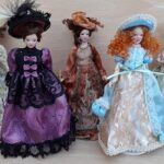 Victorian Dollhouse Dolls - 5 Best Sellers On Etsy