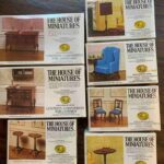 house of miniatures set of kits