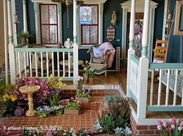 dollhouse miniature shops
