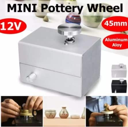 mini pottery wheel