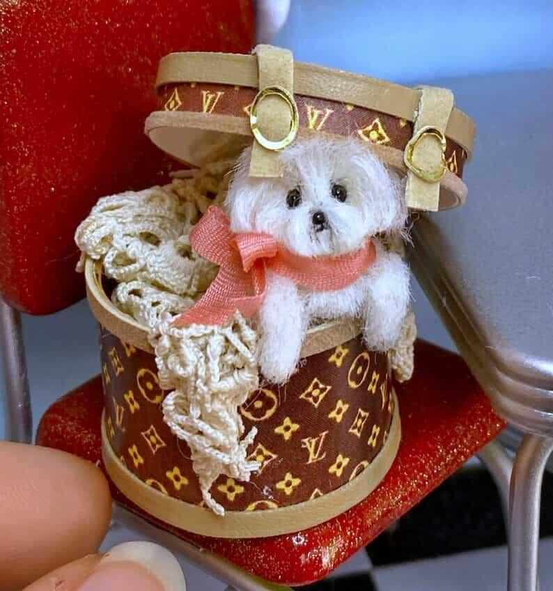mini stuffed animals