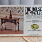 Miniature Furniture From The House Of Miniatures - 5 Etsy Reviews