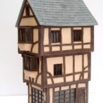Tudor Style Dollhouse Kits - 5 Reviews Of Etsy Sellers