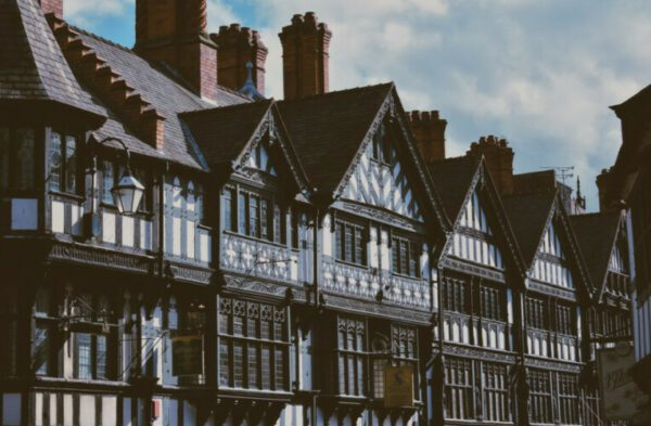 english tudor style homes