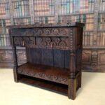 Tudor Dollhouse Miniature Furniture - 3 Reviews On Etsy
